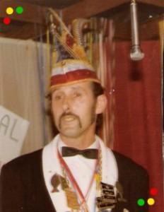 1971 - 1974, Jaan Lenaers