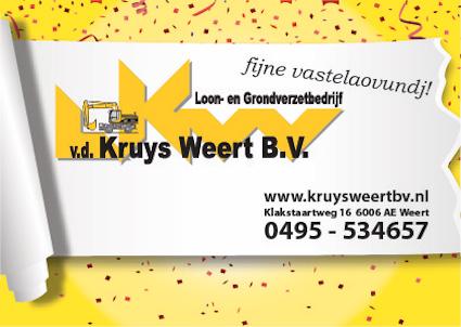 v.d. Kruijs Weert B.V.