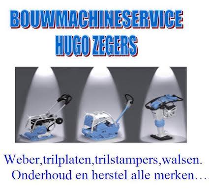 Bouwmachine service hugo zegers