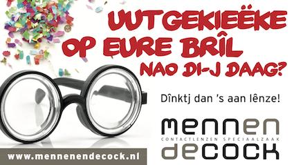 Mennen & De Cock - Contactlensspecialist in Weert